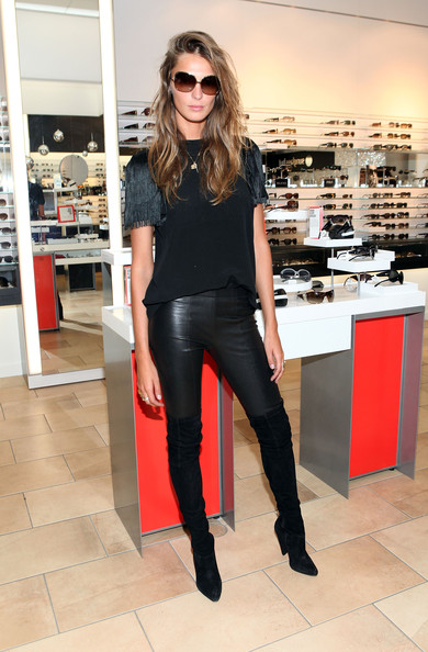 Daria Werbowy Leggings