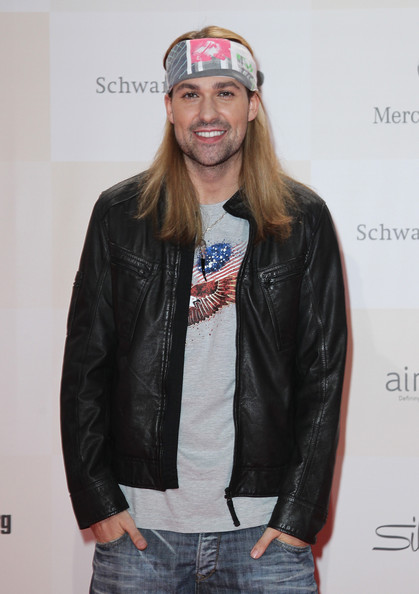 David Garrett Long Straight Cut