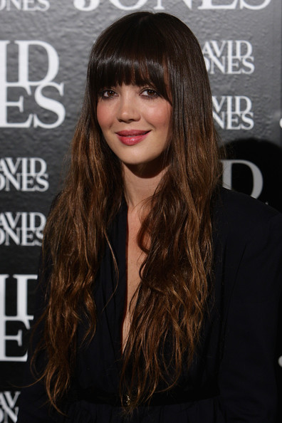 Emma+Lung in David Jones Autumn/Winter 2011 Season Launch - Arrivals & Reception