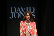 David Jones Autumn/Winter 2016 Fashion Launch - Rehearsal