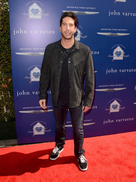 David Schwimmer Clothes
