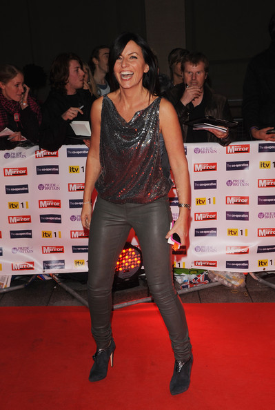 Davina McCall Cowl Neck Top