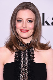 Gillian Jacobs styled her tresses with flippy ends for the Tribeca Film Fest premiere of 'Dean.'