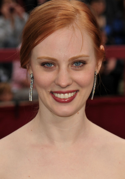 Deborah Ann Woll Dangling Diamond Earrings