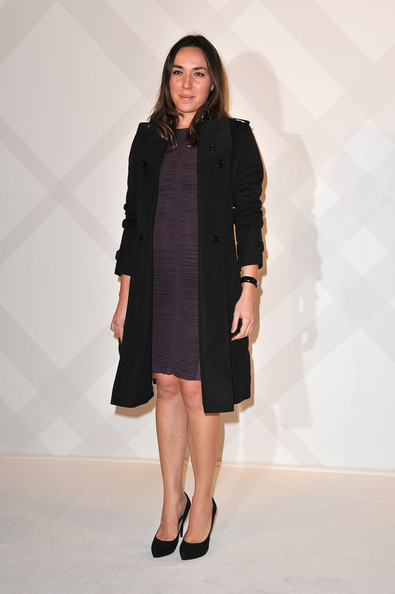Deborah Grall Wool Coat