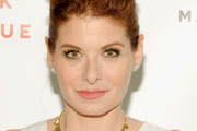 Debra Messing Gold Collar Necklace