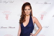 Debra Messing Halter Dress