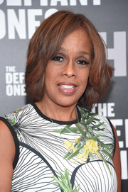 Gayle King stayed classic with this bob at the New York premiere of 'The Defiant Ones.'