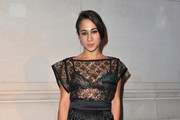 Delfina Delettrez Fendi Beaded Dress