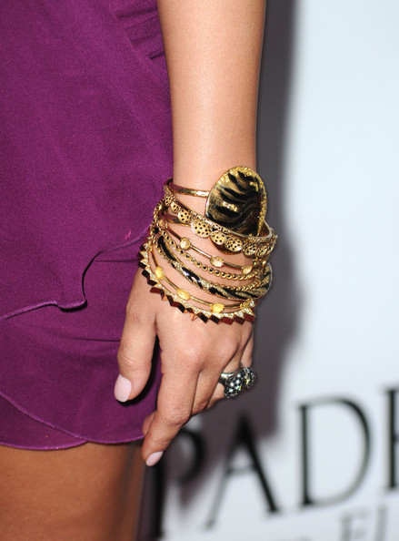 Demi Lovato Bangle Bracelet