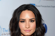 Demi Lovato Medium Wavy Cut