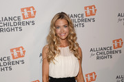 Denise Richards Mini Skirt