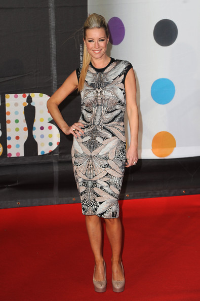 Denise van Outen Clothes