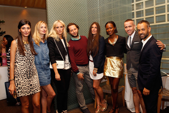 2011 Dorchester Collection Fashion Prize Shortlist Session