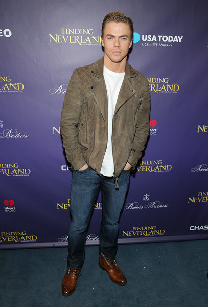 'Finding Neverland' Broadway Opening Night - Arrivals & Curtain Call