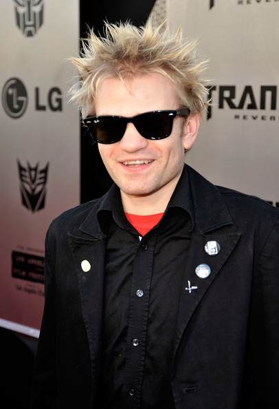 Picture of Spiked Hair Deryck Whibley Spiked Hair