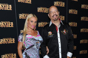 Coco and Ice-T attend the New York premiere of