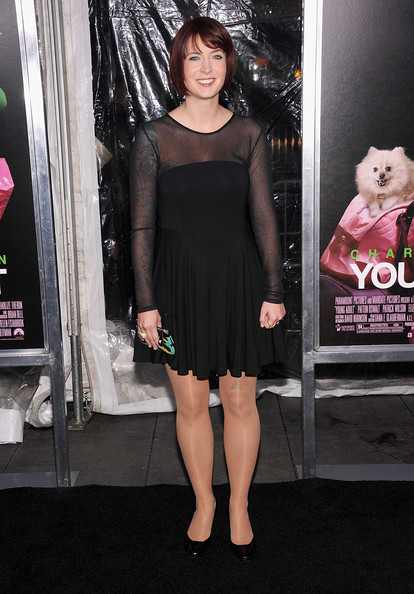 Diablo Cody Little Black Dress