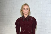 Diane Kruger Beaded Dress