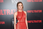Diane Kruger Cutout Dress
