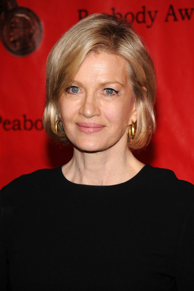 Diane Sawyer Hair