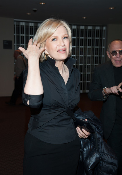Diane Sawyer Fitted Blouse