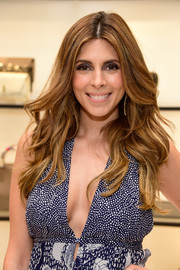 Jamie-Lynn Sigler looked lovely with her boho waves while attending a National Multiple Sclerosis Society event.