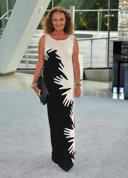 Diane von Furstenberg Evening Dress