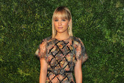 Dianna Agron Beaded Dress
