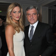 Bar Refaeli and Sidney Toledano