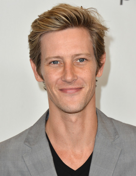 More Pics of Gabriel Mann Side Parted Straight Cut (1 of 3) - Gabriel Mann Lookbook - StyleBistro