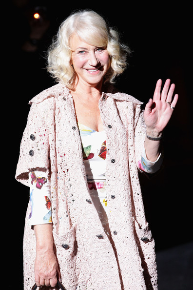 More Pics of Helen Mirren Slingbacks (1 of 12) - Helen Mirren Lookbook - StyleBistro