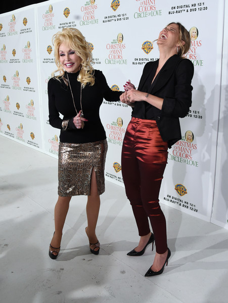 Dolly Parton Pencil Skirt