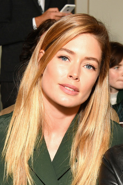 Doutzen Kroes Layered Cut