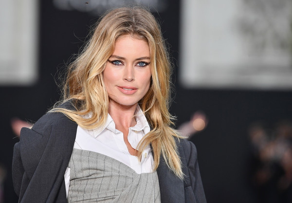Doutzen Kroes Long Center Part