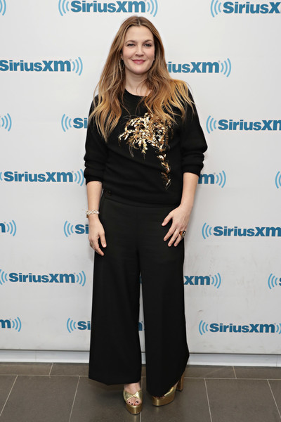 Drew Barrymore Wide Leg Pants