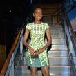 Lupita Nyong'o in Peter Pilotto for the DuJour Magazine Cover Celebration