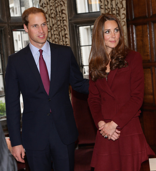 More Pics of Kate Middleton Long Curls (4 of 16) - Kate Middleton Lookbook - StyleBistro