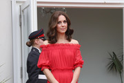 Kate Middleton Off-the-Shoulder Dress