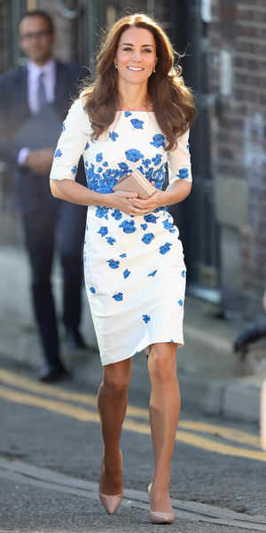 Look of the Day: August 24th, Kate Middleton
