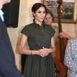 Meghan Markle Style: Forest Green
