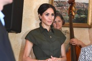 Meghan Markle Shirtdress