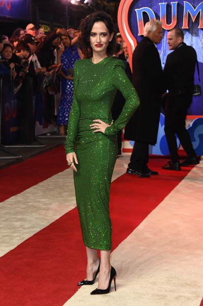 Look of the Day: March 22nd, Eva Green