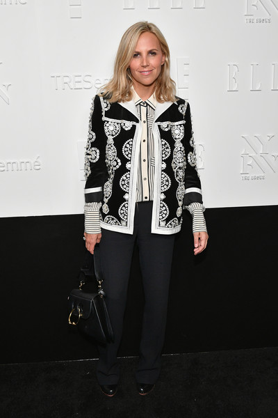Tory Burch at the NYFW Kickoff Party