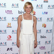 Chloe Sevigny at the A&E Upfronts in New York