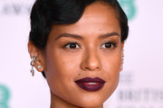 Gugu Mbatha-Raw Finger Wave