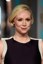 Gwendoline Christie sported a cute bob at the BAFTAs.