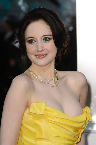 More Pics of Andrea Riseborough Mermaid Gown (1 of 9) - Andrea Riseborough Lookbook - StyleBistro