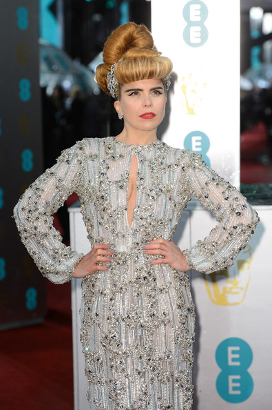 More Pics of Paloma Faith Beaded Dress (1 of 14) - Paloma Faith Lookbook - StyleBistro