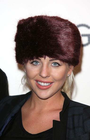 More Pics of Lydia Bright Fur Hat (1 of 2) - Lydia Bright Lookbook - StyleBistro